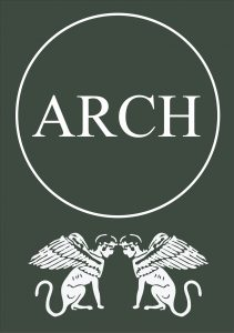 ARCH logo (designed by Romeo Castellucci & Michael Giannouris)