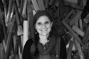The Artists 02: Chiara Guidi in Athens. Photo by Gerasimos Domenikos, Athens 2015.
